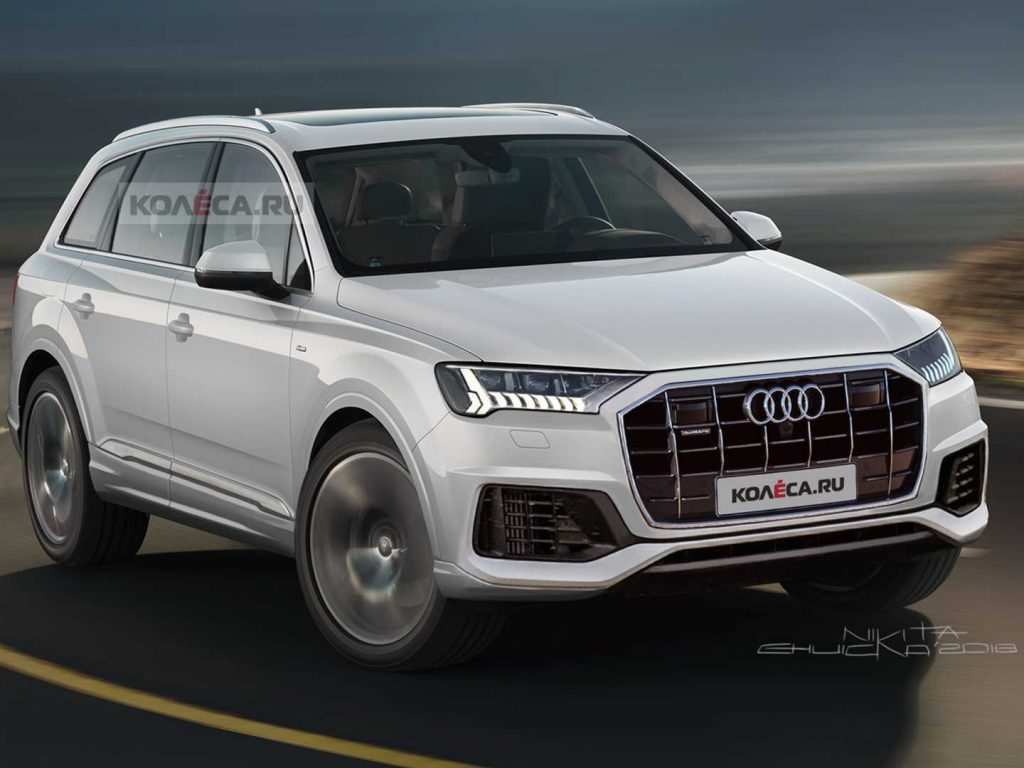 57 Best Audi New Suv 2020 Images
