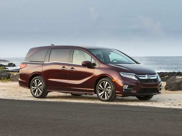 57 Best When Will 2020 Honda Odyssey Come Out Specs