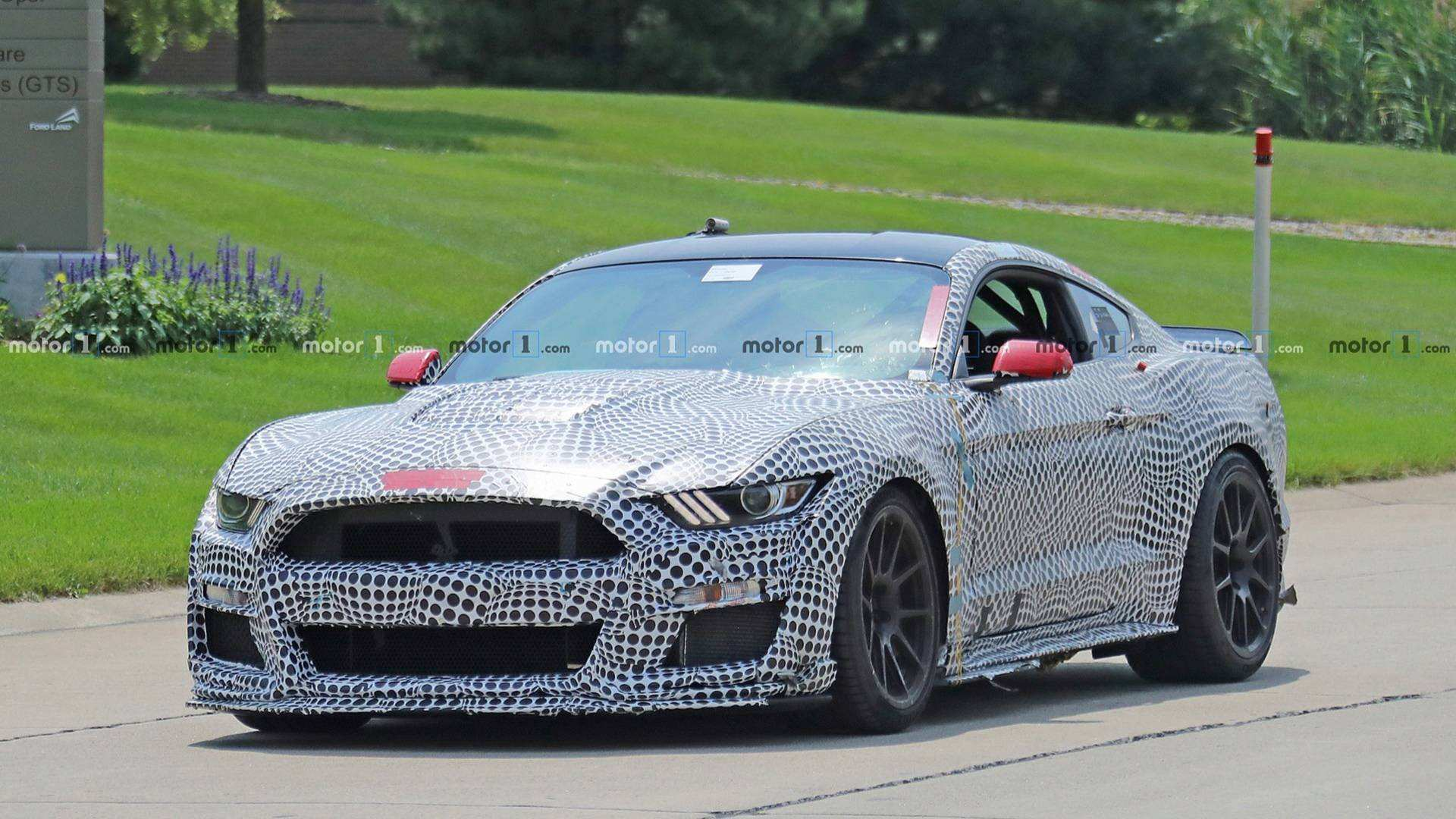 57 New 2019 Ford Shelby Gt500 Configurations