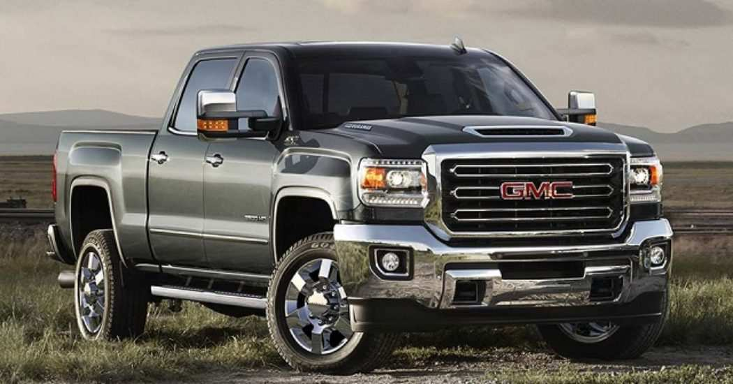 57 New 2019 Gmc 3500 Sierra Review And Release Date