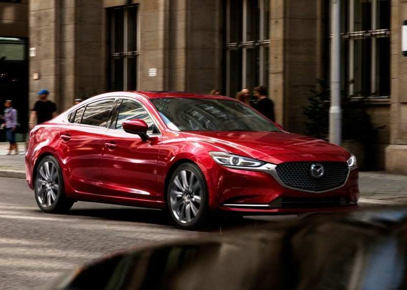 57 New 2020 Mazda 6 Awd Review