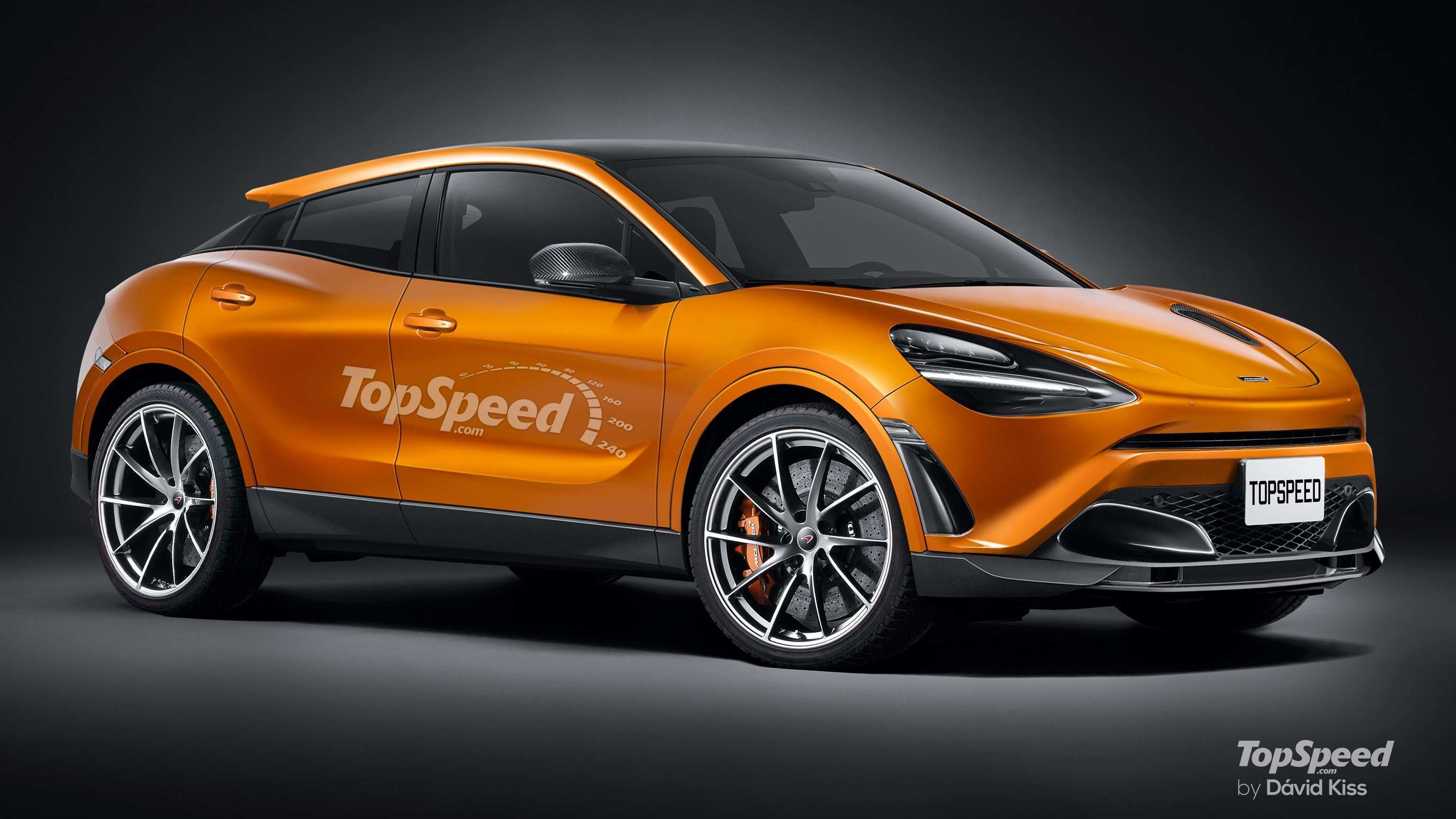 57 New 2020 Mclaren Suv Exterior And Interior