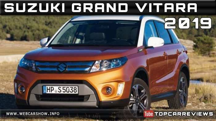 57 New 2020 Suzuki Grand Vitara Preview New Model And Performance