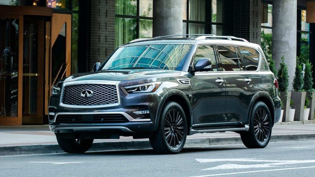 57 New Infiniti Qx80 2019 Research New