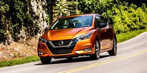 57 New Nissan Versa Note 2020 Pricing