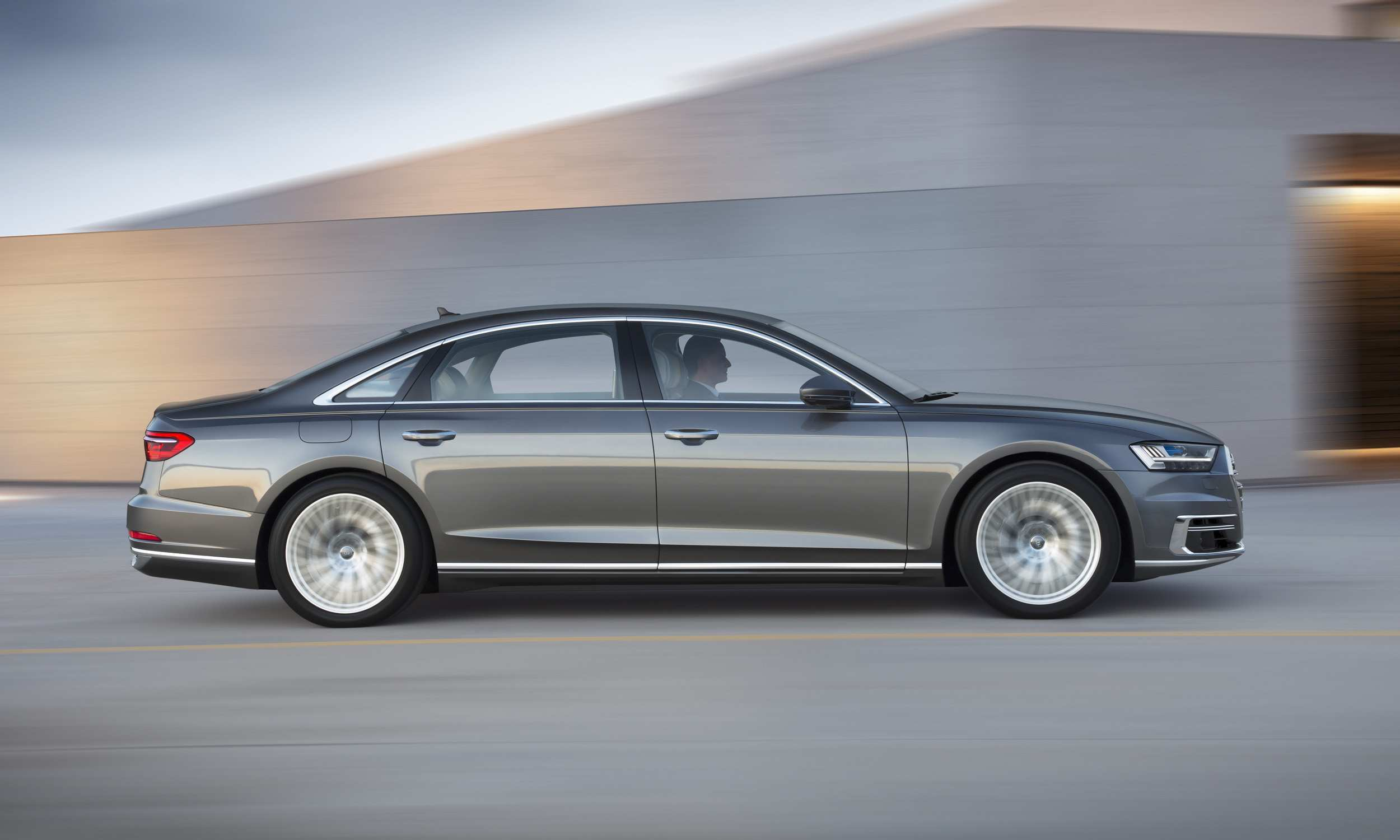 57 The 2019 Audi A8 Features Configurations