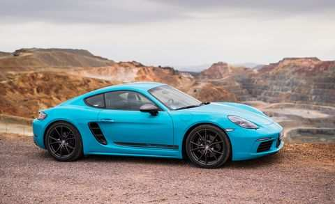 57 The 2020 Porsche 718 Cayman Performance