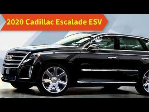 57 The Best 2020 Cadillac Escalade Video Review And Release Date