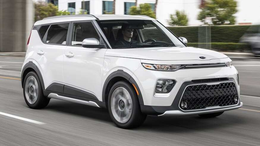 57 The Best 2020 Kia Soul Xline Concept And Review