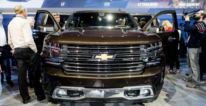 57 The Chevrolet Suburban 2020 Spy Shots Performance