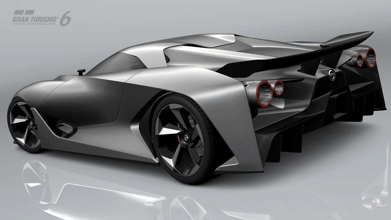 57 The Nissan Concept 2020 New Concept