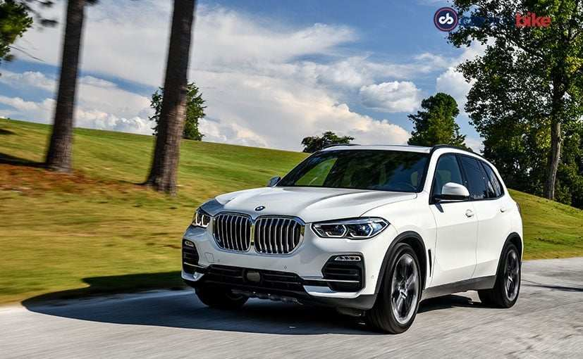 58 A 2019 Bmw X5 Engines Price And Review