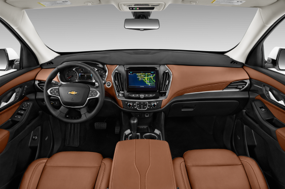58 A 2019 Chevrolet High Country Interior Picture