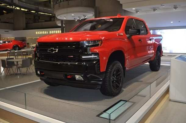58 A 2019 Silverado Unveil Specs And Review