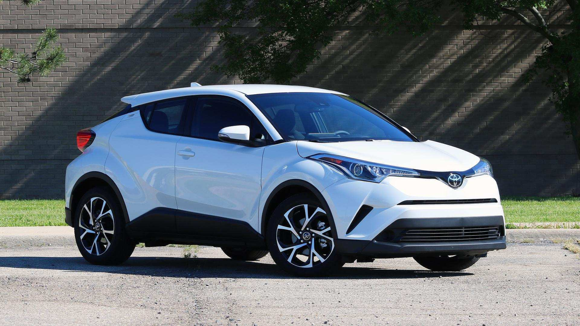 58 A 2019 Toyota C Hr Review