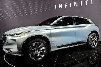 58 A New Infiniti Qx70 2020 Specs And Review