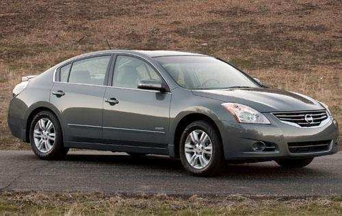 58 A Nissan Altima Hybrid Release Date And Concept