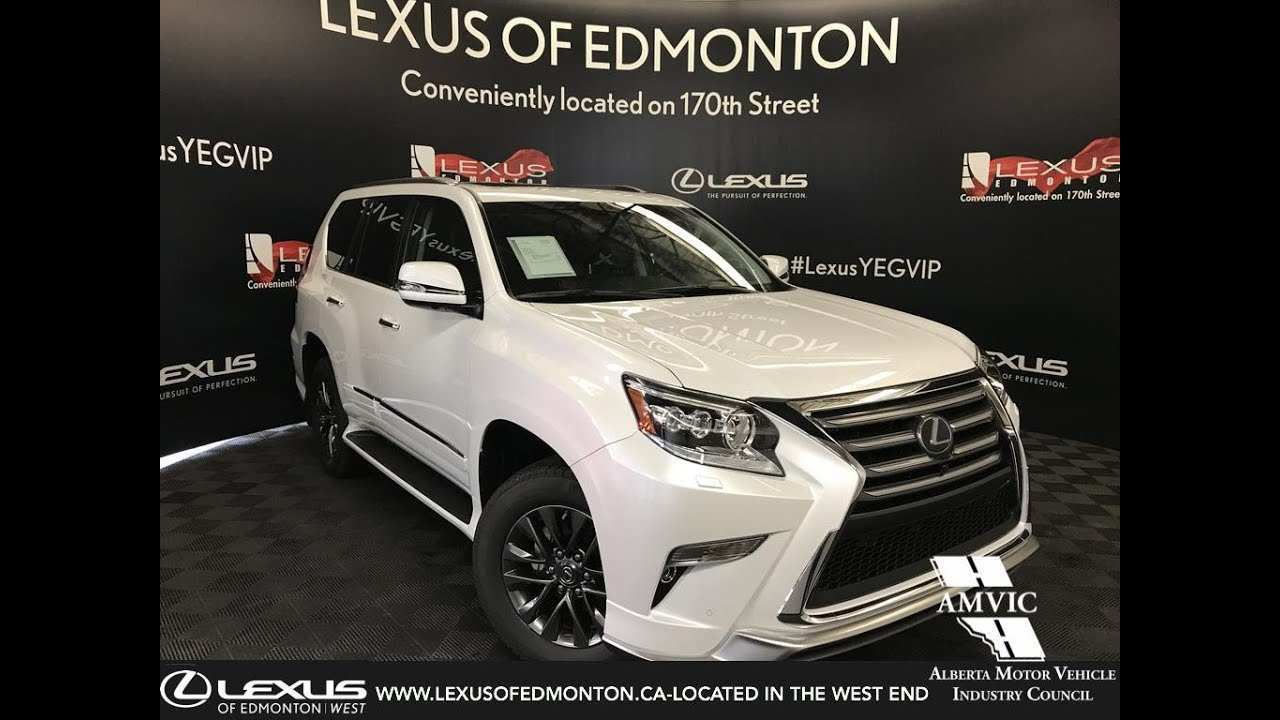 58 All New 2019 Lexus Gx 460 Redesign Engine