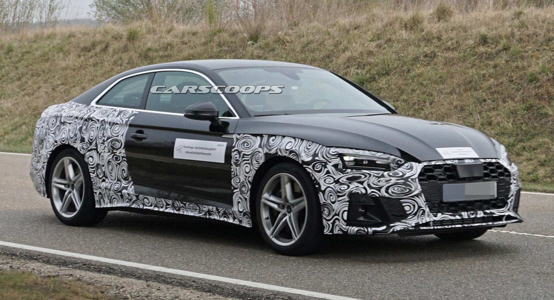 58 All New 2020 Audi S5 Performance