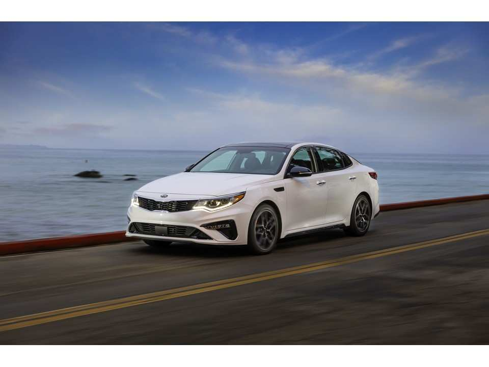 58 All New 2020 Kia Optima Redesign Configurations