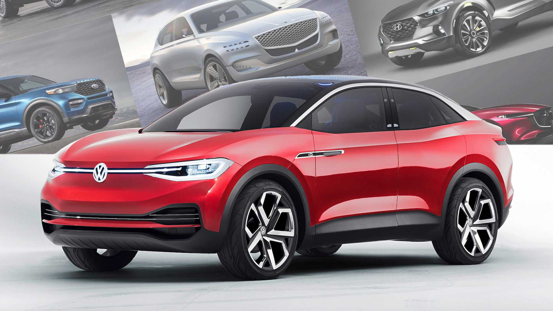 58 All New 2020 Vw Models Engine