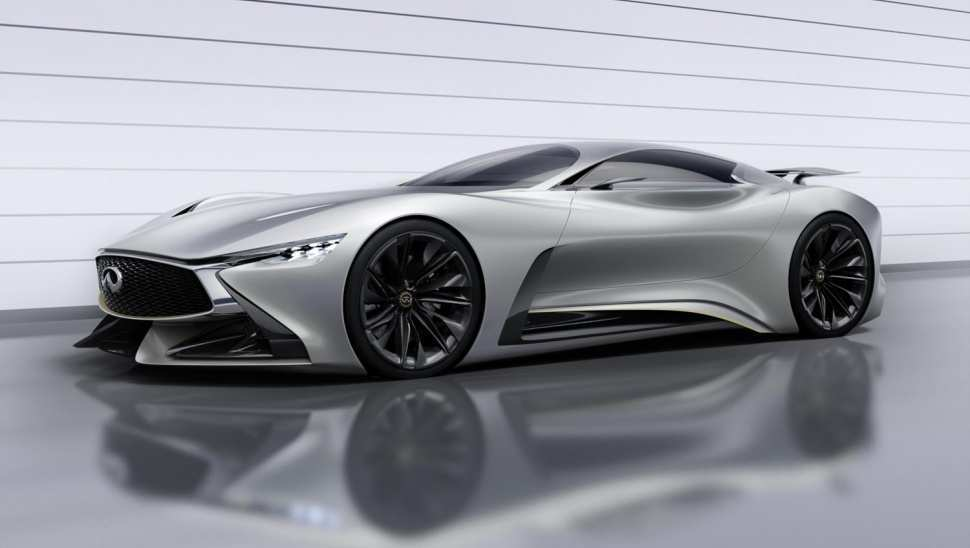58 All New Infiniti Concept 2020 Specs And Review