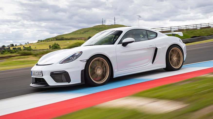 58 Best 2020 Porsche 718 Cayman New Concept
