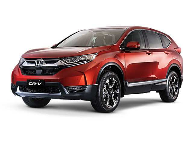 58 New 2019 Honda Xrv Redesign And Concept