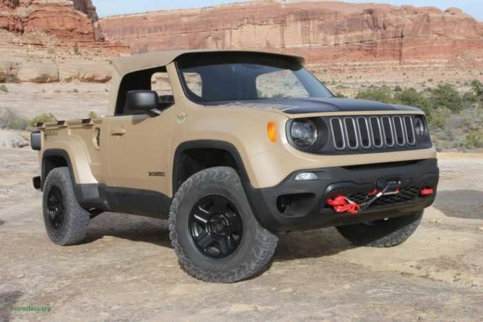 58 New 2019 Jeep Comanche Release