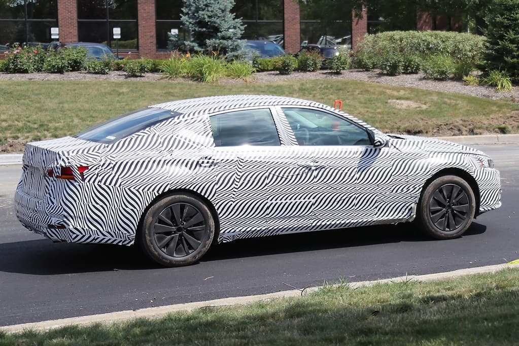 58 New 2019 Nissan Altima Spy Shots Review