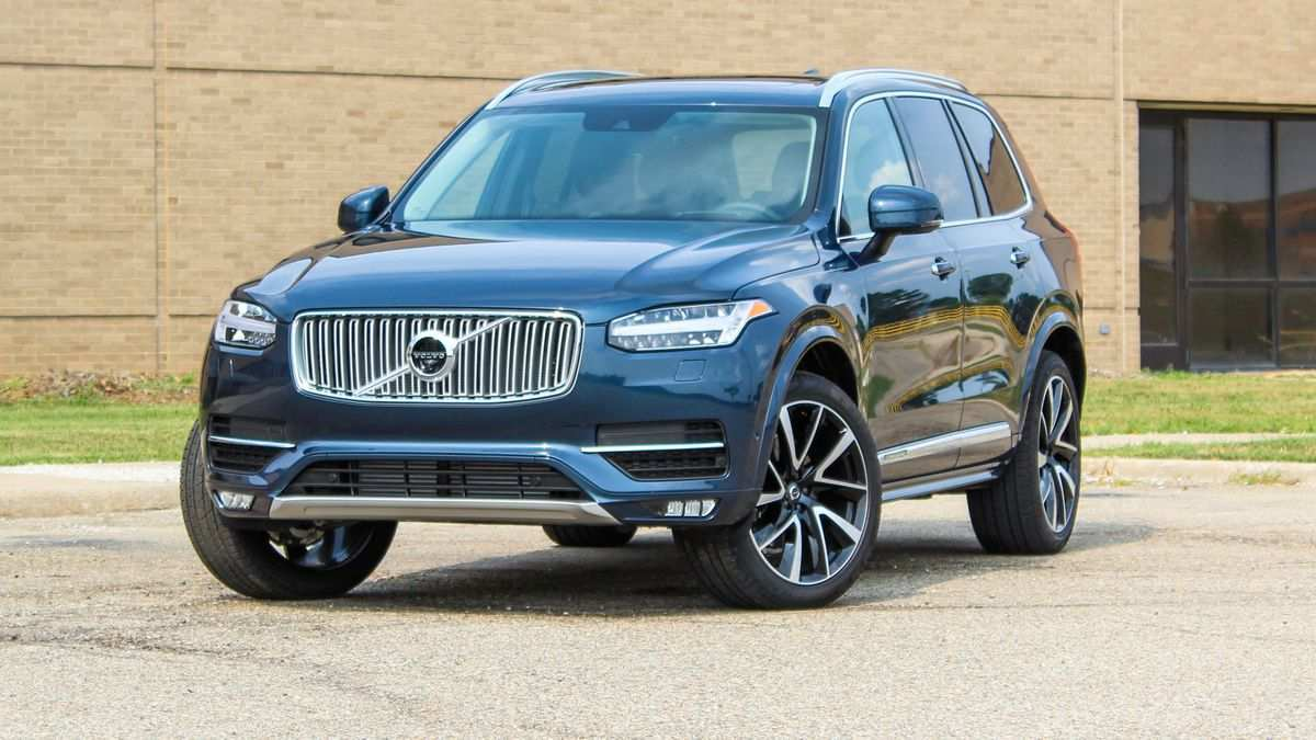 58 New 2019 Volvo Xc90 T8 Performance And New Engine