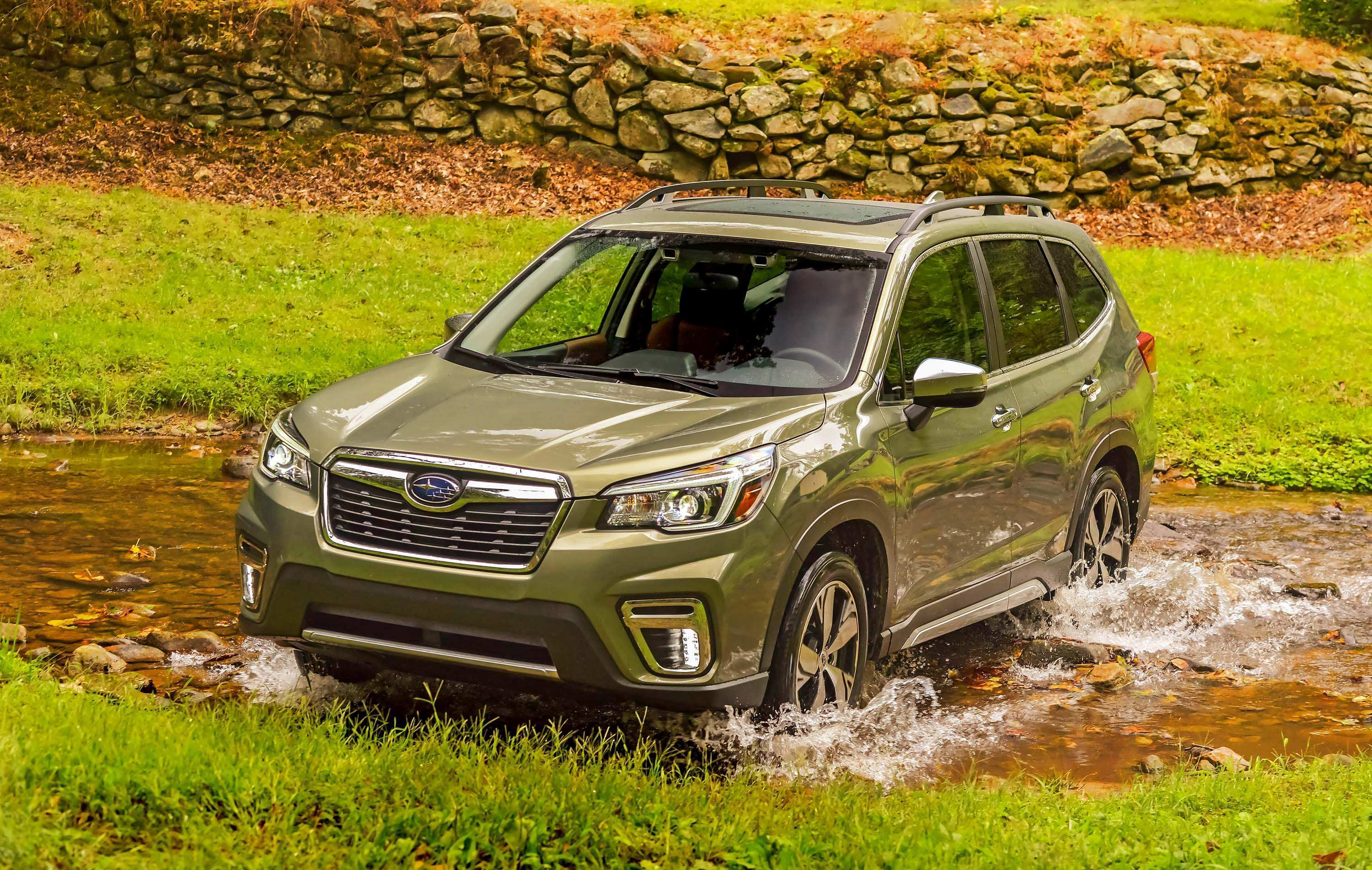 58 New Subaru Forester All New 2020 History