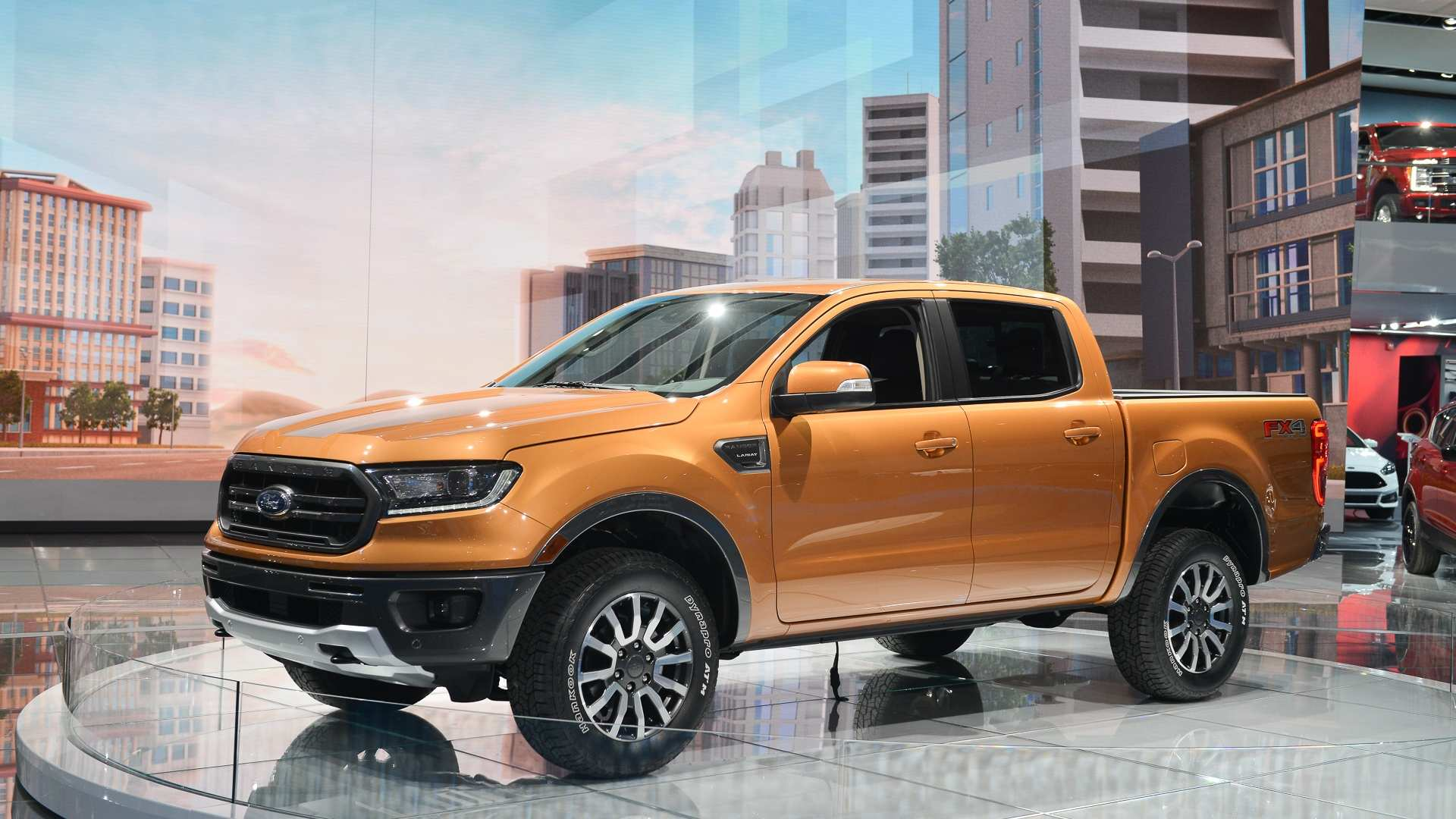 58 The 2019 Ford Ranger Auto Show Model