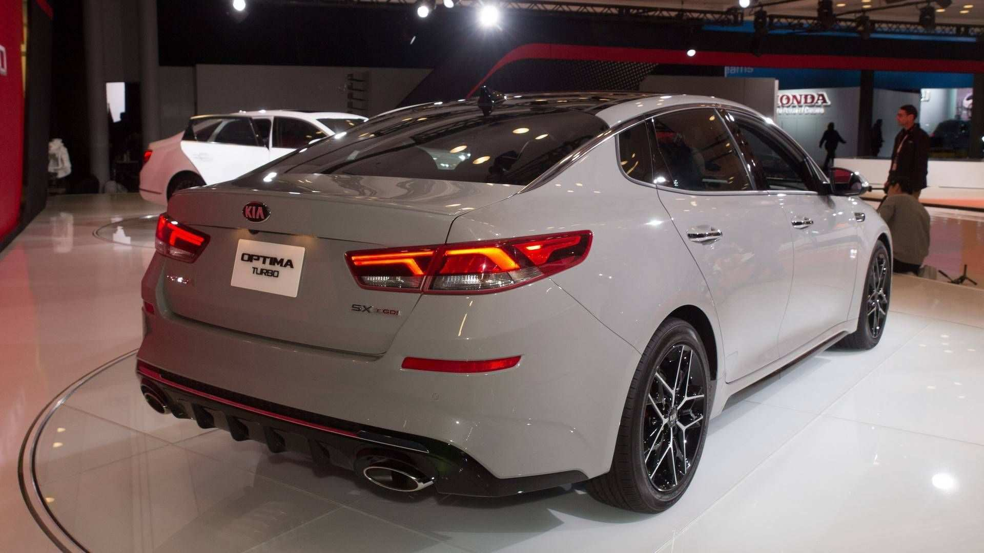 58 The 2020 Kia Optima Redesign New Review