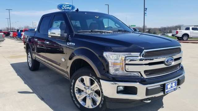 58 The Best 2019 Ford F150 King Ranch Overview