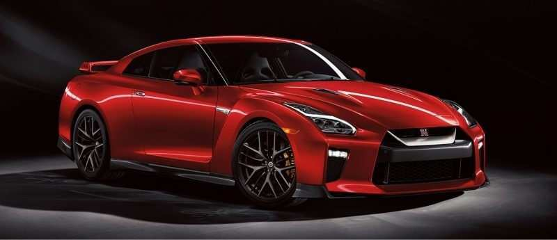 58 The Best 2019 Nissan Gtr Sedan Spy Shoot