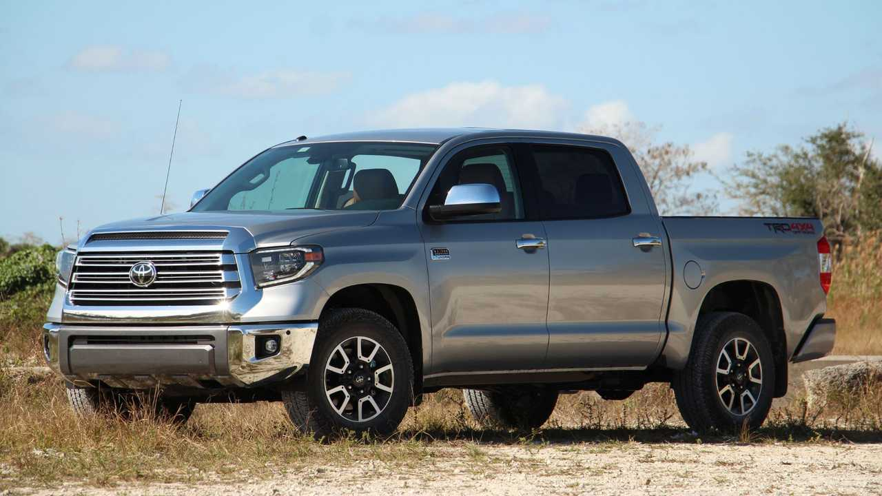 58 The Best 2019 Toyota Tundra Truck Price