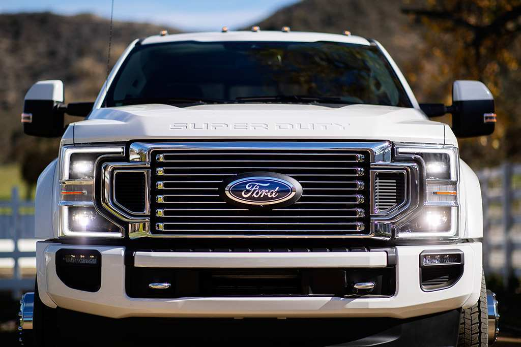 58 The Best 2020 Ford F350 Super Duty Release Date And Concept