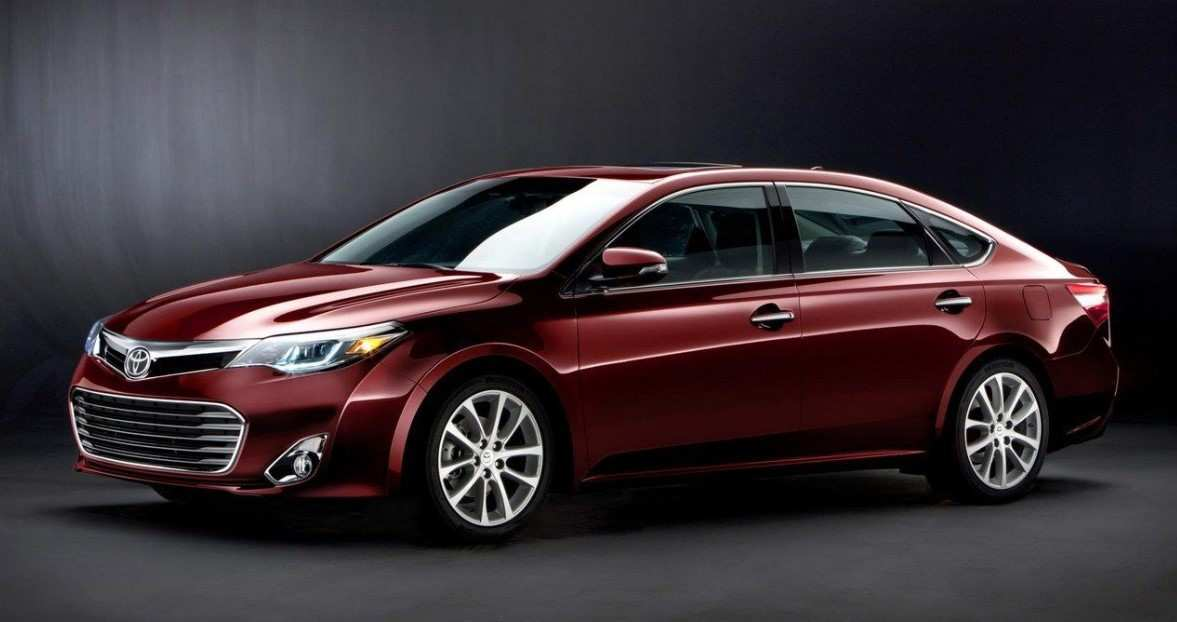 58 The Best 2020 Toyota Avalon Redesign Images