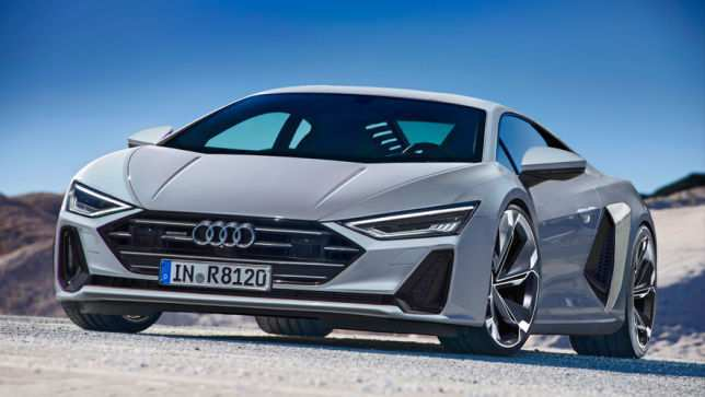 58 The Best Audi Zukunft 2020 Exterior And Interior