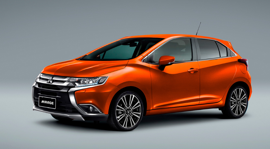 58 The Best New Mitsubishi Mirage 2020 Release Date