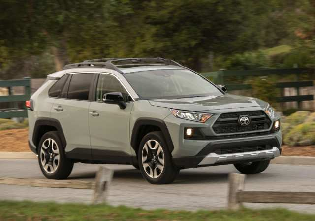 58 The Toyota Rav4 2020 Exterior