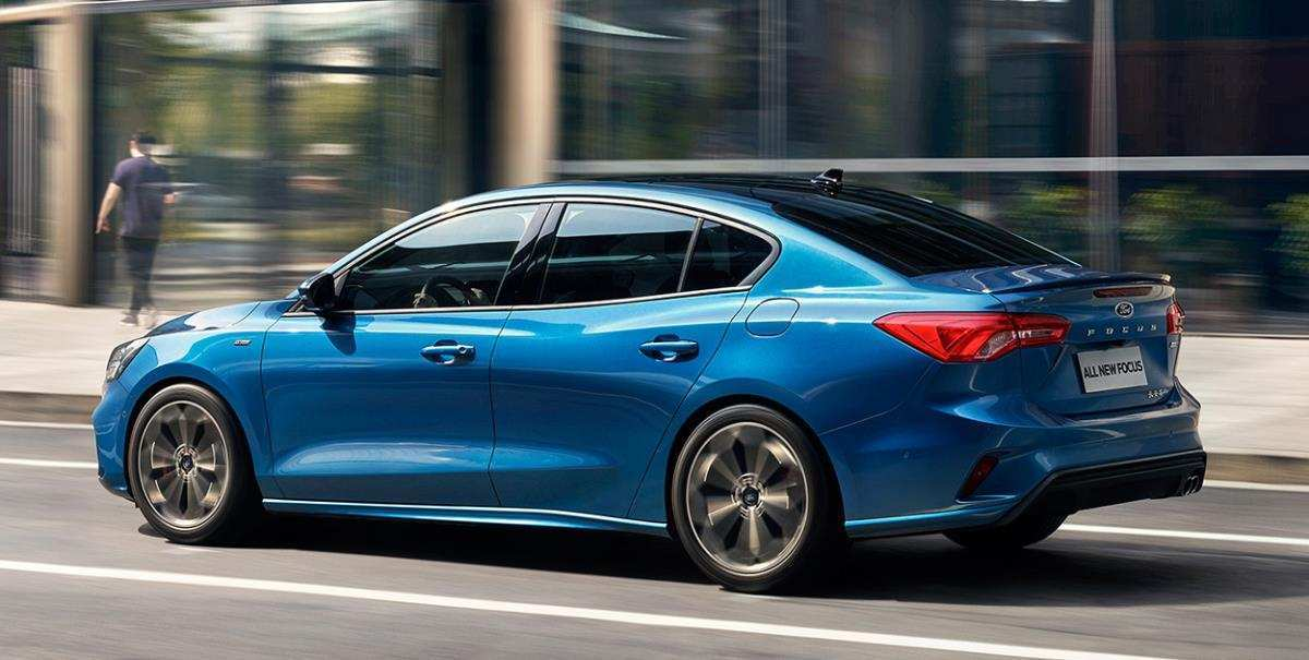 59 A 2019 Ford Focus Sedan Release Date