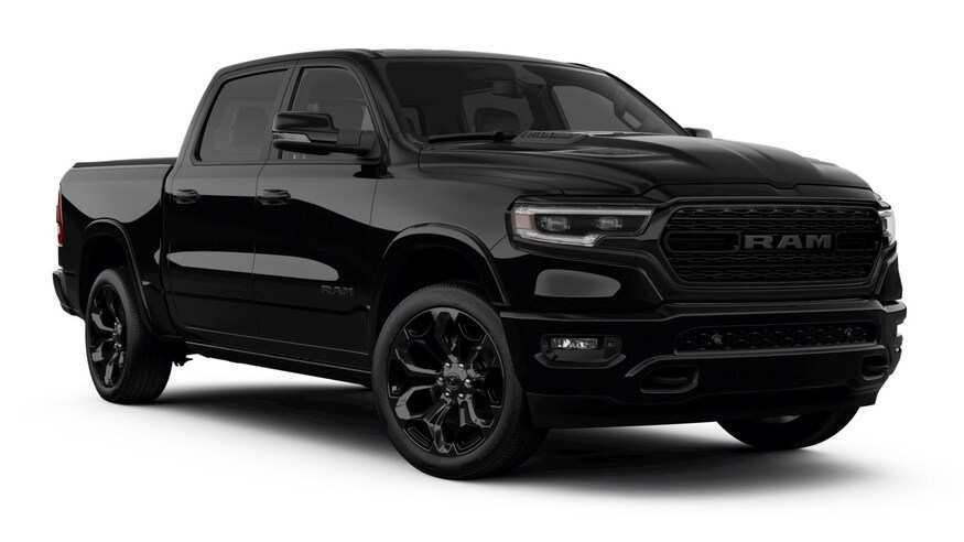 59 A 2020 Dodge Ram Limited New Concept