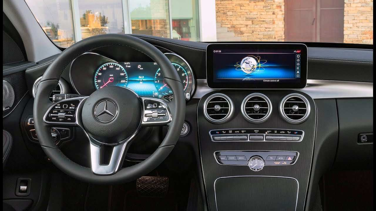 59 A Mercedes C 2019 Interior Price Design And Review