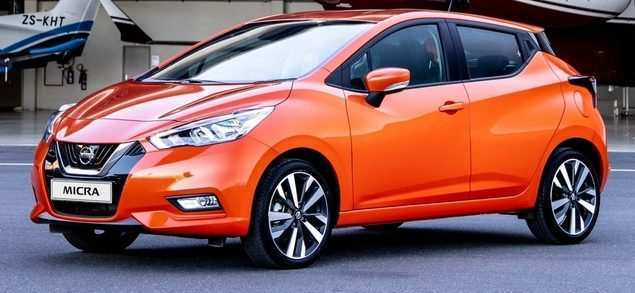 59 A Nissan March 2020 Brasil Picture
