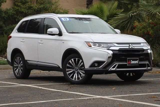 59 All New 2019 Mitsubishi Outlander Gt Exterior