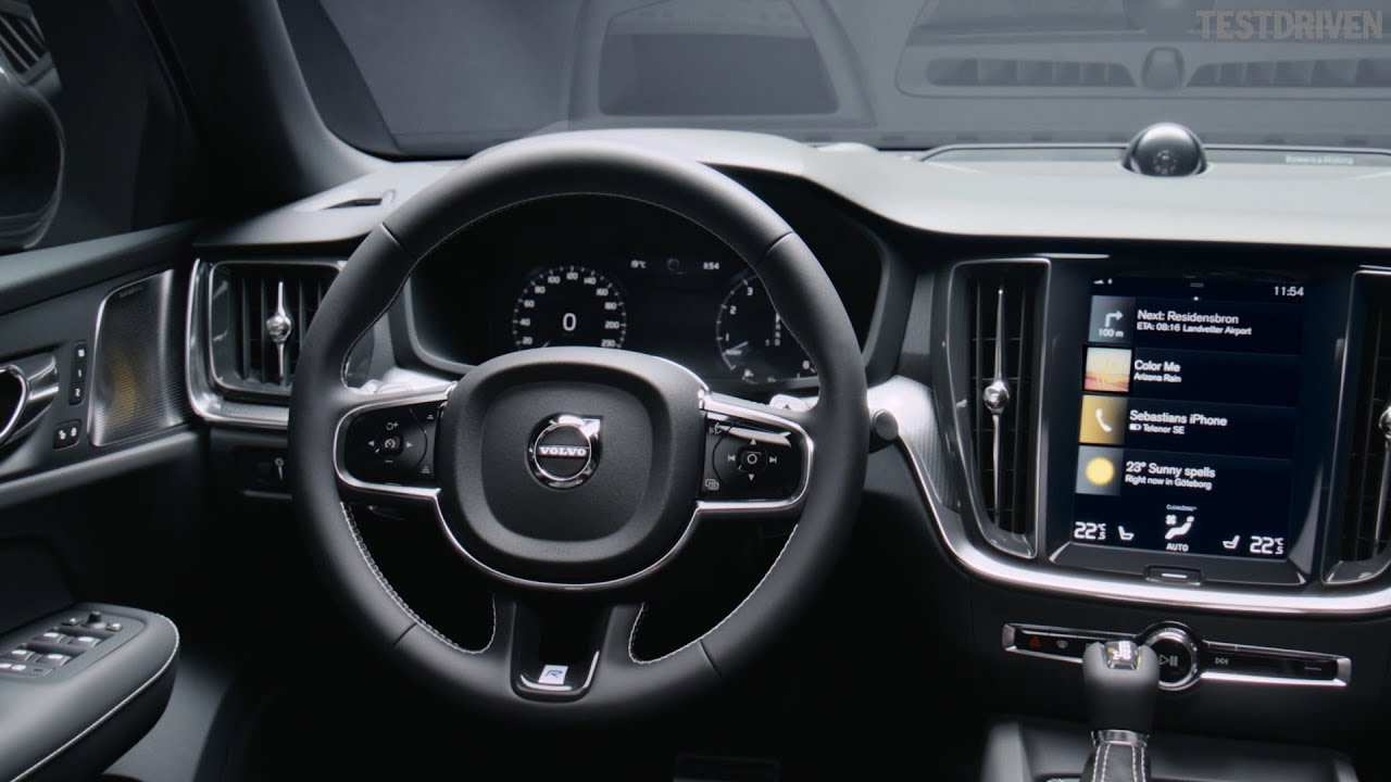 59 All New 2019 Volvo 860 Interior Release Date And Concept
