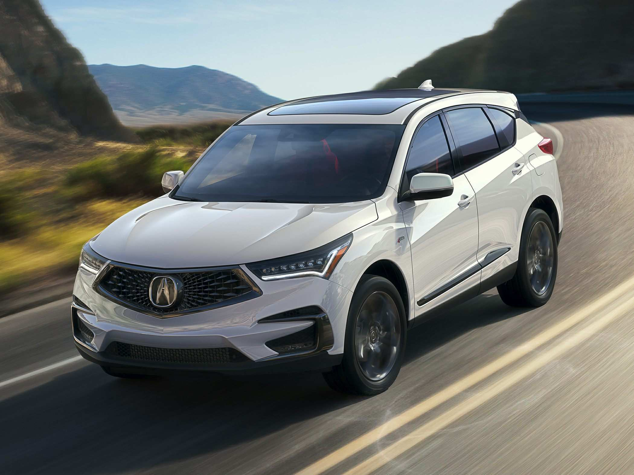 59 All New 2020 Acura Rdx Advance Package Spy Shoot