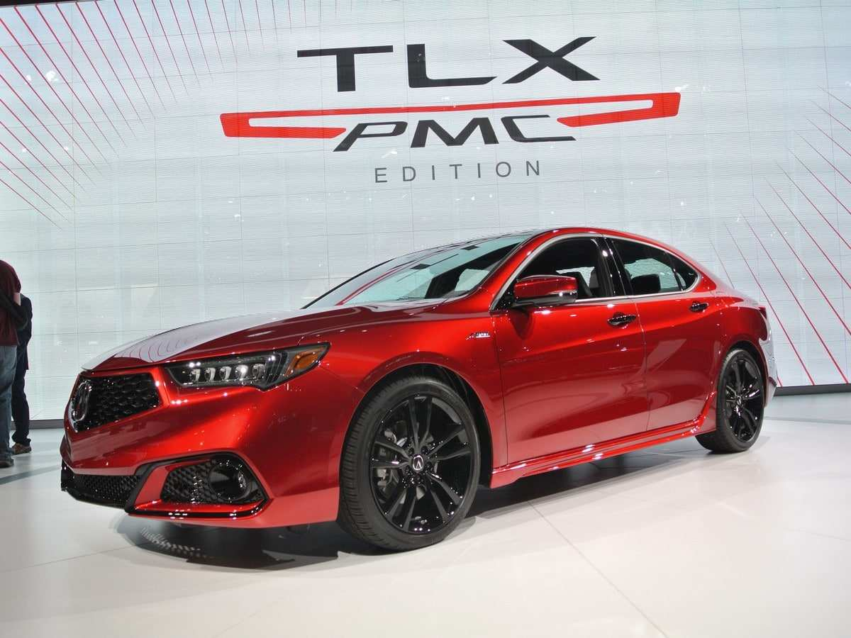 59 All New 2020 Acura Tlx Pmc Edition Hp New Review